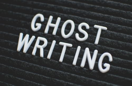 ghost writing business