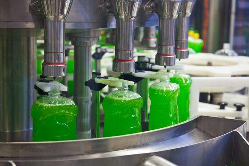 liquid soap production business