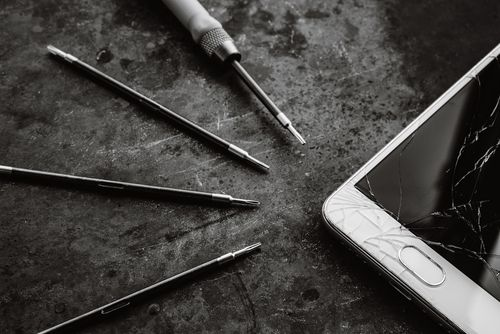 mobile phone repair business