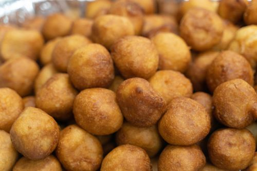 small chops business