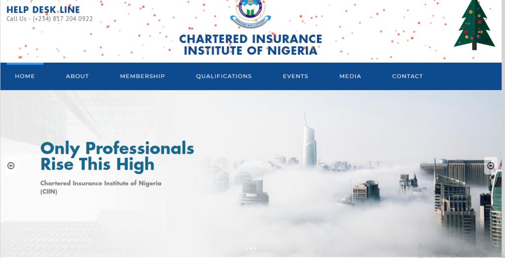 Chartered Institute of Insurance in Nigeria