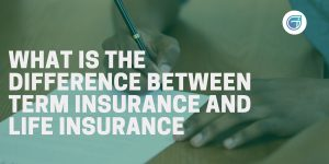 difference between term insurance and permanent life insurance