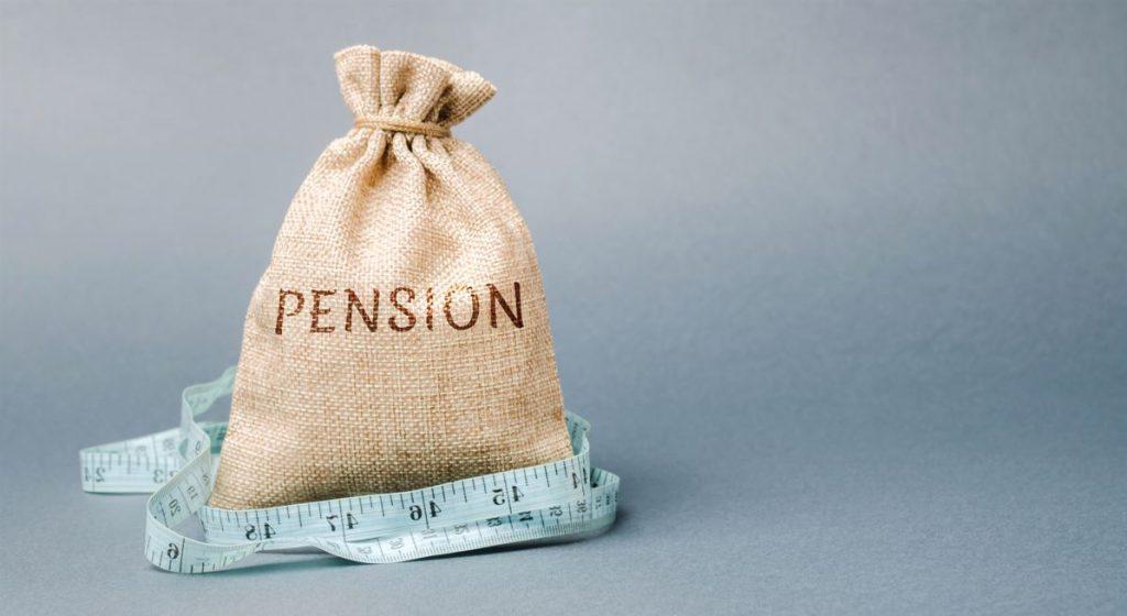 Pension companies